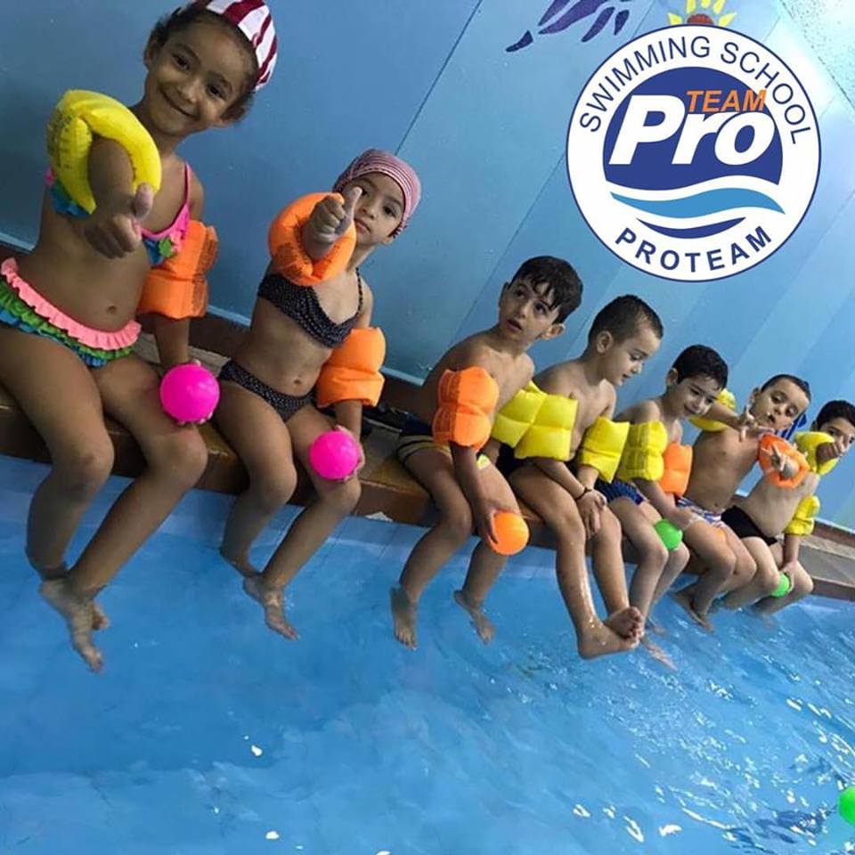 Proteam-Swimming-School-Aquababy 4 months to 3 years